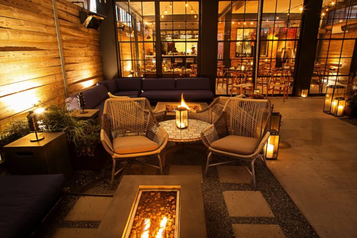 The 11 best romantic restaurants in dc for Romantic places near dc