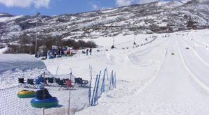 This Epic Snow Tubing Hill In Utah Will Give You The Winter Thrill Of A Lifetime
