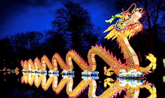 chinese lantern festival cary booth amphitheater north carolina. Black Bedroom Furniture Sets. Home Design Ideas