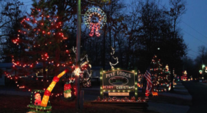The Winter Wonderland Christmas Light Tour You Won't Want To Miss In Oklahoma