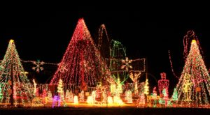 You'll Love A Visit To This Gigantic Festival Of Lights In Oklahoma