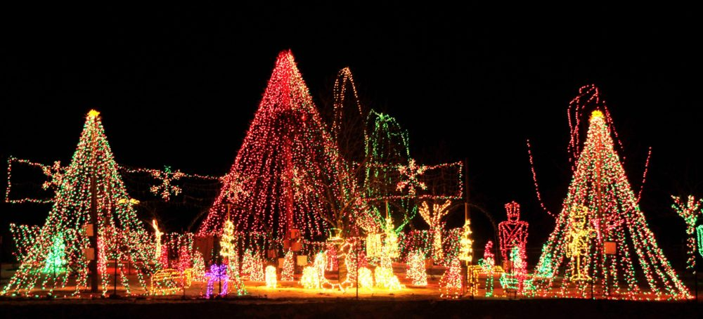 Christmas Lights In Portland Oregon