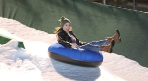 This Epic Snow Tubing Hill In Oklahoma Will Give You The Winter Thrill Of A Lifetime