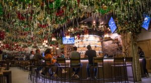 The One Restaurant In Oklahoma That Becomes Even More Enchanting At Christmas Time