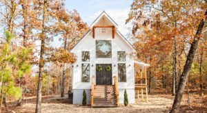 The One Place To Sleep In Oklahoma That's Beyond Your Wildest Dreams