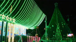 The Mesmerizing Christmas Display In South Carolina With Over 500,000 Glittering Lights