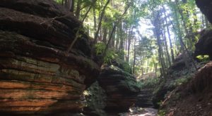 11 Little Known Canyons That Will Show You A Side Of Wisconsin You've Never Seen Before