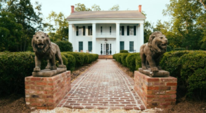 Book A Stay At One Of Alabama's Most Beautiful Plantation Homes For A Memorable Experience