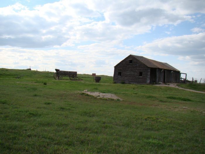 Step Back To Pioneer Days At This South Dakota Prairie