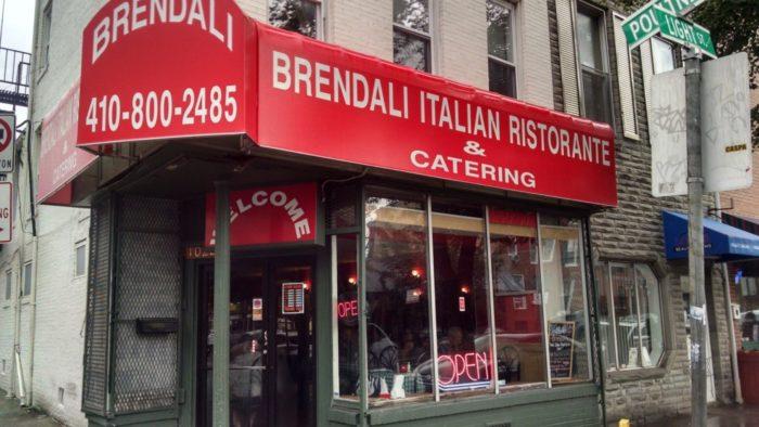 Brendali Italian Ristorante Baltimore