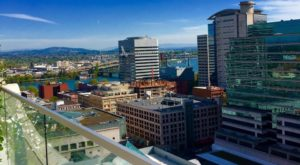 The Rooftop Restaurant In Portland With The Best View In The City