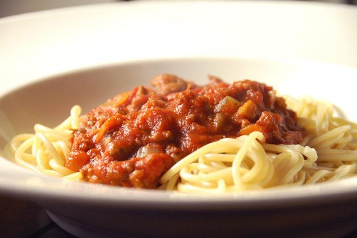 Соусы для спагетти в домашних условиях
