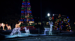 The Town In Idaho That Was Officially Named 'Christmas City' Belongs On Your Holiday Bucket List