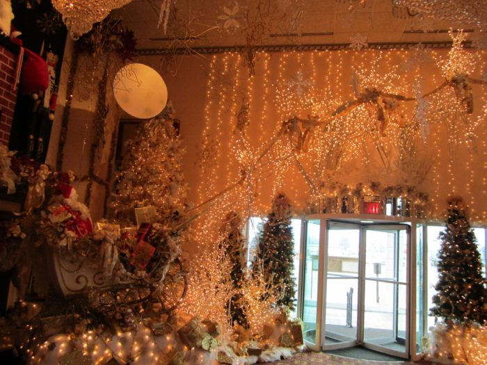 The One Restaurant In Buffalo That Becomes Simply Enchanting In The Wintertime