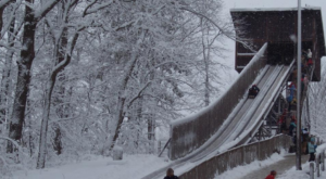 The Toboggan Park In Indiana That Will Make Your Winter Unforgettable