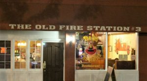This Restaurant In Virginia Used To Be A Firestation And It's Incredible