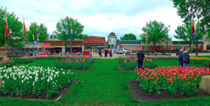 People Are Calling This Small Midwest Town The Most Perfect Community In America