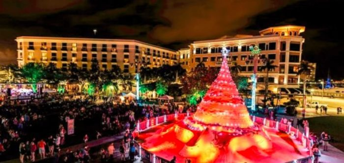 7 Of The Most Unusual Christmas Trees You Can Find Around The U.S. This Year