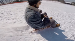 The One Epic Sledding Hill In New Jersey That Will Make Your Winter Unforgettable