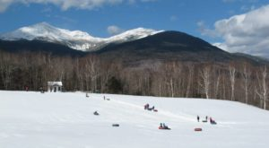 This Is the Best Place To Go Snow Tubing In All Of New Hampshire