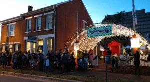 The Christmas Village In Alabama That Becomes Even More Magical Year After Year