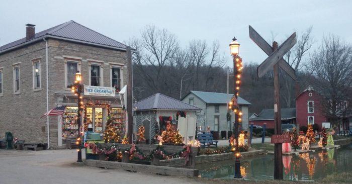 Charlestown Indiana Christmas Lights