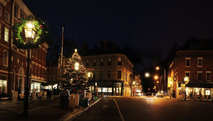 Portsmouth Is A Christmas Wonderland In New Hampshire And