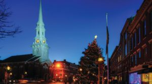 This New Hampshire City Is a Christmas Wonderland And You Have to Visit
