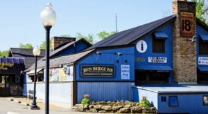 This Rustic Steakhouse Near Pittsburgh Is A Carnivore's Dream Come True