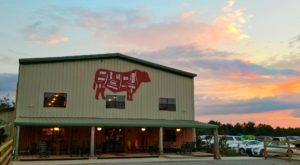 This Rustic Steakhouse In Mississippi Is A Carnivore's Dream Come True