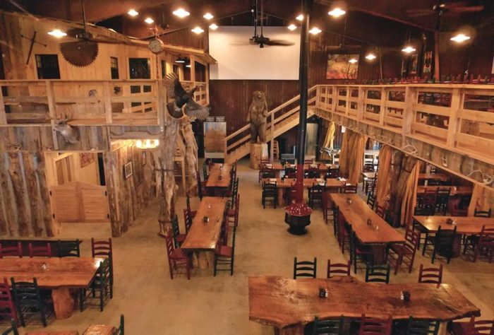 This Rustic Steakhouse In Mississippi Is A Carnivore S