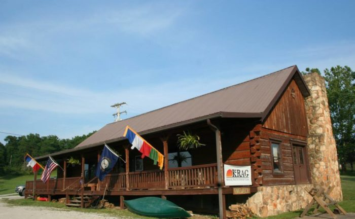 Right On The Edge Of Daniel Boone National Forest, Sky Bridge Station Is  Perfectly Located As A Respite From Adventurous Red River Gorge.