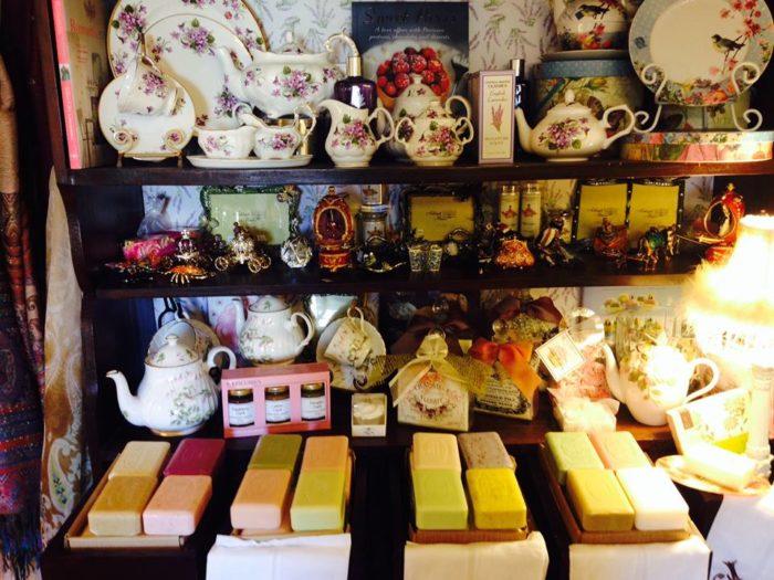 Jacqueline S Tea Room Freeport Me