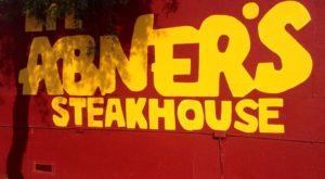 This Rustic Steakhouse In Arizona Is A Carnivore's Dream Come True