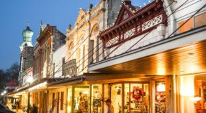 6 Historic Main Streets Surrounding Austin That Are Loaded With Charm