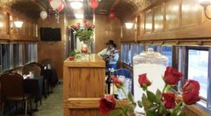 Ditch The Dinner Date This Valentines Day And Board The Arkansas Rails Instead