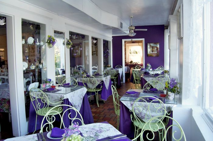 the whimsical tea room in florida that s like something from a storybook. Black Bedroom Furniture Sets. Home Design Ideas