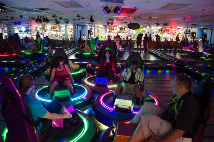 Hinkle Family Fun Center In Albuquerque New Mexico Is