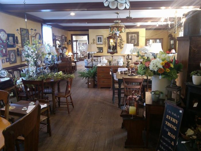 This Connecticut Antique Stores Road Trip Is The Perfect