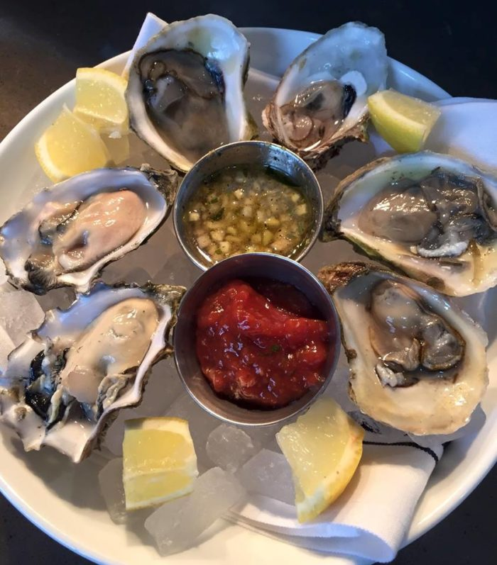 Current fish oyster in utah serves the best seafood you for Current fish and oyster