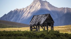 The Hauntingly Beautiful Place In Alaska That Humans Left Behind