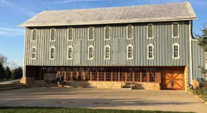 This Beautiful Barn In Ohio Is Also A Winery And You'll Want To Visit
