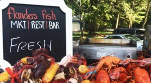 This No Frills Fish Market On The Connecticut Coast Belongs On Your Bucket List