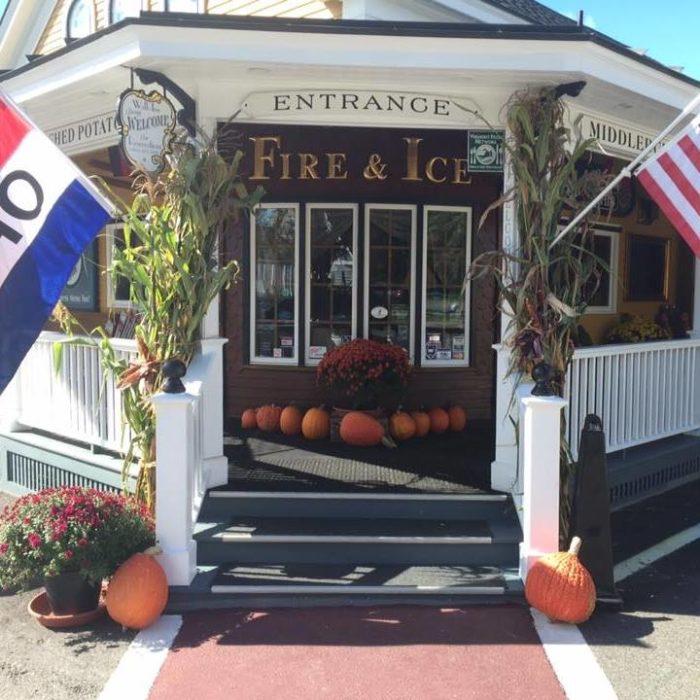 Near Bbq Restaurant In Middlebury Vt