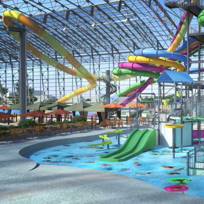 Epic Waters Is Best New Year Round Waterpark In Dallas