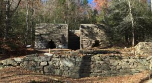 Travel Into The Past With A Visit To The Remains Of This Abandoned Connecticut Mining Town