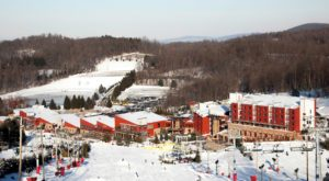 This Epic Snow Tubing Hill Near Philadelphia Will Give You The Winter Thrill Of A Lifetime