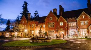 Spend The Night In Washington's Most Majestic Castle For An Unforgettable Experience