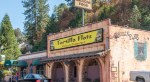 The Unassuming Town In Northern California That Has The Best Mexican Food Ever
