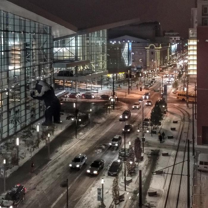 10 Gorgeous Winter Photos Of Denver
